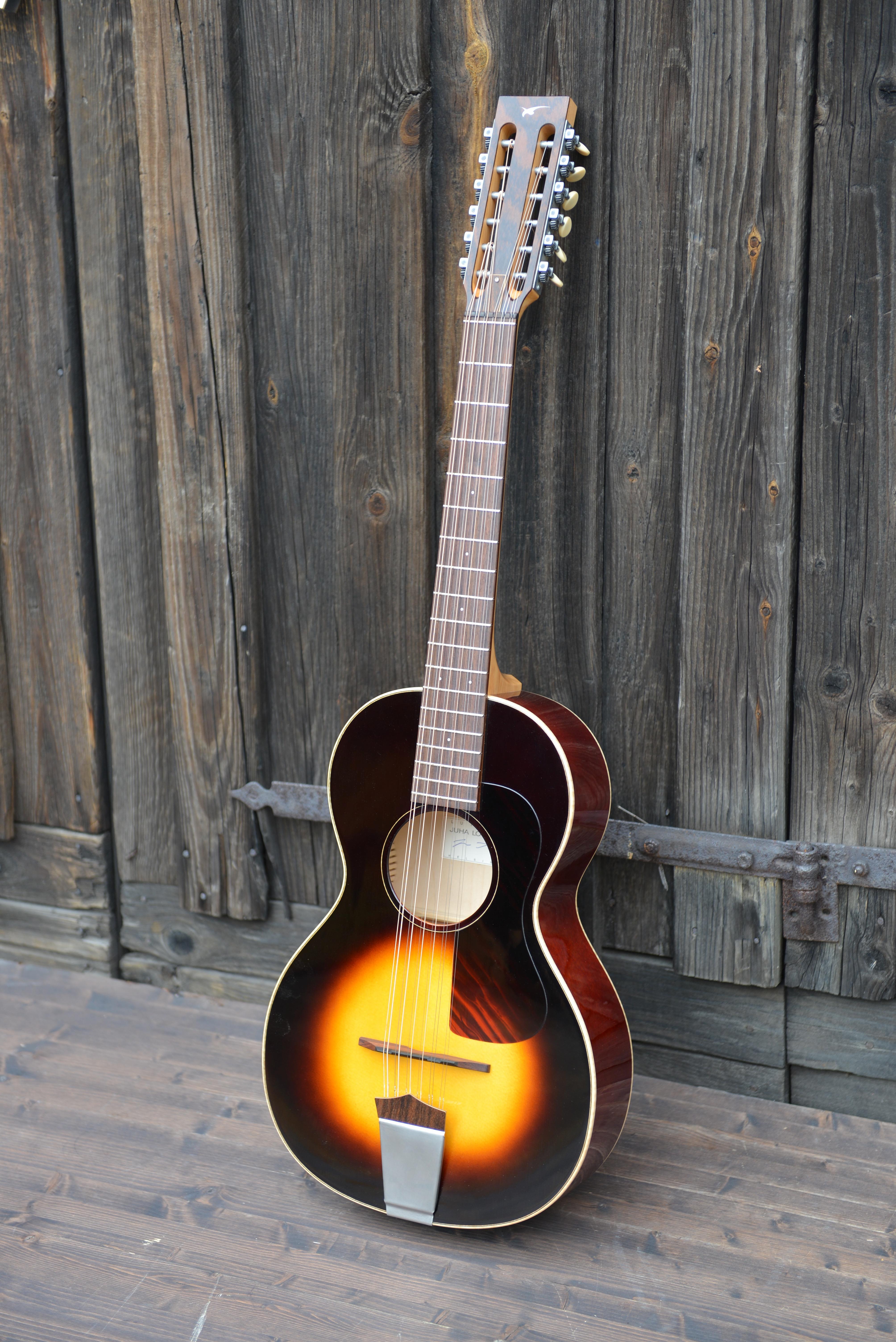 Lottonen Guitars